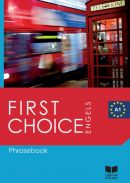 First Choice Phrasebook A1 - Engels