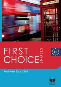 First Choice Answer Booklet B1 - Engels